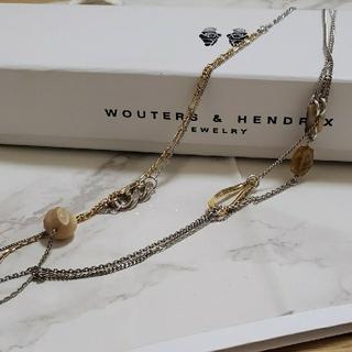 WOUTERS&HENDRIX ネックレス