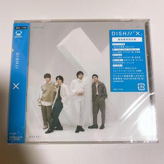 ソニー(SONY)のX DISH// CD 通常版初回仕様(ポップス/ロック(邦楽))