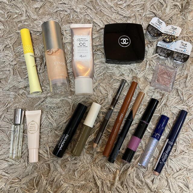 REVLON(レブロン)の◆化粧品セット売り◆14点 コスメ/美容のキット/セット(コフレ/メイクアップセット)の商品写真