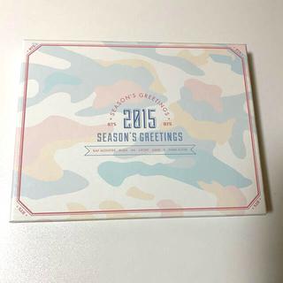 ボウダンショウネンダン(防弾少年団(BTS))のBTS シーグリ 2015 SEASON'S GREETINGS 日本語字幕入り(K-POP/アジア)