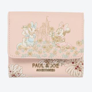 ポールアンドジョー(PAUL & JOE)のミニー デイジー 財布 折り財布 PAUL&JOE ポール&ジョー ディズニー(財布)