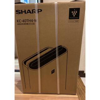 SHARP - 【週末値下中】SHARP KC-40TH4-W 高濃度プラズマクラスター7000