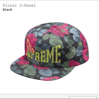 シュプリーム(Supreme)のsupreme シュプリーム 帽子 フラワー(キャップ)