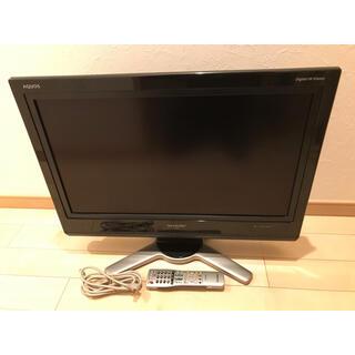 アクオス(AQUOS)の送料無料 SHARP AQUOS  26型 液晶テレビ(テレビ)