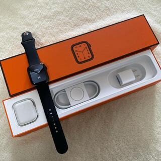 Apple Watch - AppleCare+付 Apple Watch series6 HERMES