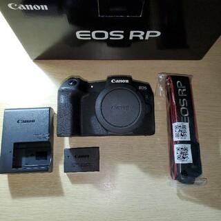 Canon - 【美品最終値下げ】EOS RP