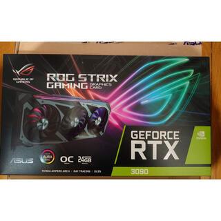 ASUS - 新品未開封 ROG STRIX GAMING RTX 3090 O24G