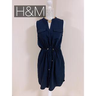 H&M - H&M オールインワン ワンピース