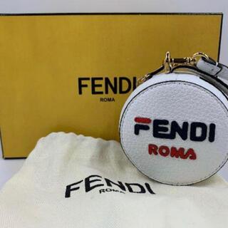 FENDI - 【新品】 フェンディ fendi  バックパック 白 ホワイト