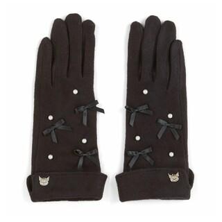 サンリオ クロミ 手袋 スマホ対応(手袋)
