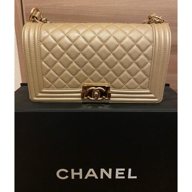 CHANEL(シャネル)のシャネル ボーイシャネル ショルダーバッグ CHANEL レディースのバッグ(ショルダーバッグ)の商品写真