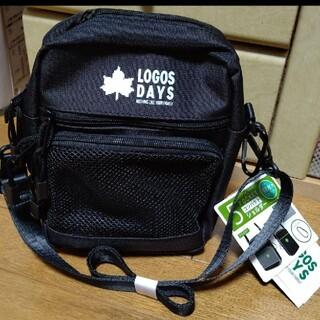 ロゴス(LOGOS)の《新品未使用》ショルダーバック(ショルダーバッグ)