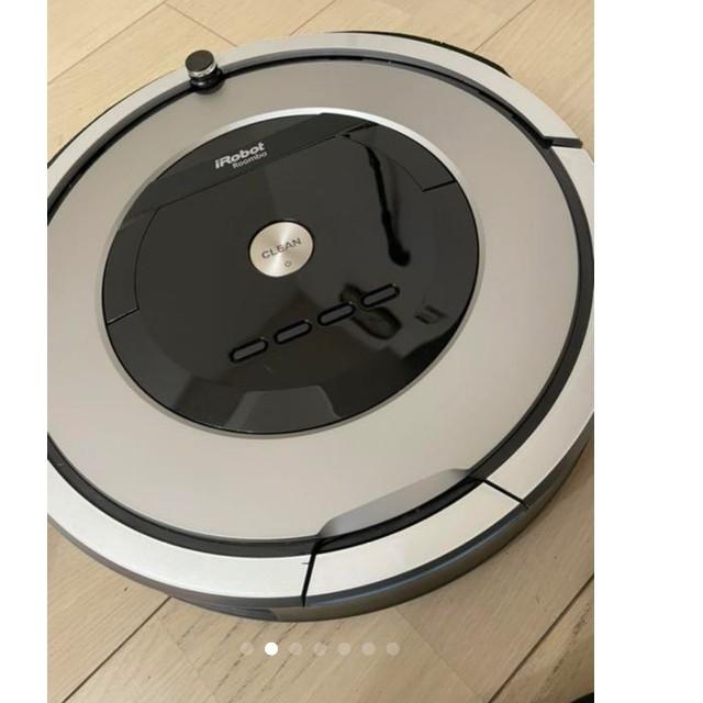iRobot(アイロボット)のirobot roomba 876 スマホ/家電/カメラの生活家電(掃除機)の商品写真