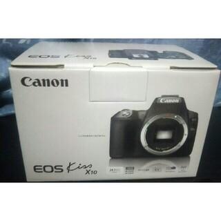 Canon EOS Kiss X10 ボディ デジタル一眼レフ カメラ キヤノン