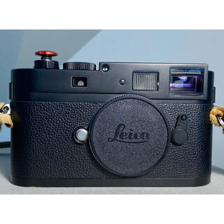 ライカ(LEICA)の【極美品】Leica M Monochrom CCD 交換済み M モノクロ(デジタル一眼)