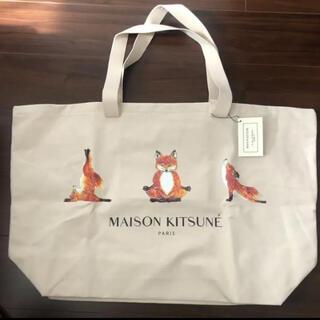メゾンキツネ(MAISON KITSUNE')のMAISON KITSUNE メゾンキツネ トートバッグ ヨガフォックス (トートバッグ)