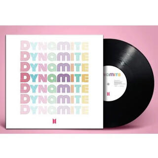 防弾少年団(BTS) - Dynamite BTS レコード ダイナマイト