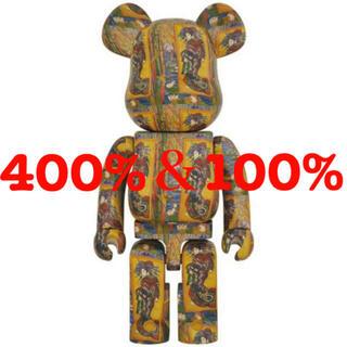 メディコムトイ(MEDICOM TOY)のBE@RBRICK Van Gogh Museum 100% & 400%(その他)