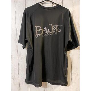 BeWet Tシャツ メッシュ ウェットスーツ サーフィン(サーフィン)