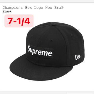 Supreme - supreme Champions Box Logo New Era®7-1/4