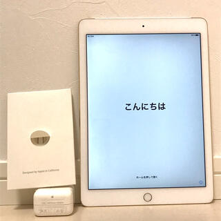 iPad - iPad Air2 16GB ゴールド WiFi cellular ドコモ