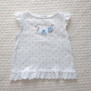 familiar - ファミリア Tシャツ タンクトップ 110