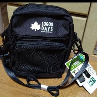 ロゴス(LOGOS)の《新品未使用》logosショルダーバック(ショルダーバッグ)