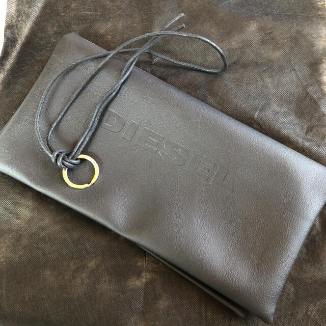 DIESEL(ディーゼル)のディーゼル ショップ袋レザー調 レディースのバッグ(ショップ袋)の商品写真