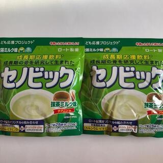 ロート製薬 - セノビック 抹茶ミルク味 224g×2