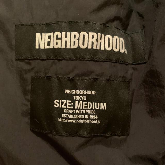 NEIGHBORHOOD(ネイバーフッド)のネイバーフッド NEIGHBORHOOD MP/N-COAT モンスターパーカー メンズのジャケット/アウター(ミリタリージャケット)の商品写真