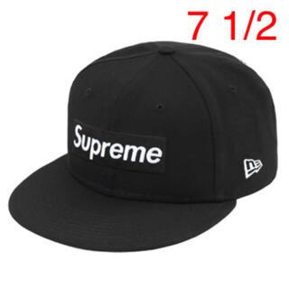 Supreme - Supreme Champions Box Logo New Era 黒 新品