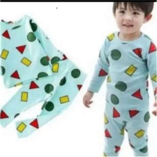 クレヨンしんちゃん 長袖 パジャマ