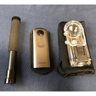 RICOH - 360度カメラ THETA VとTW-1ハウジング