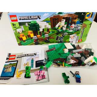 Lego - レゴ マインクラフト