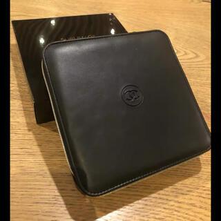 CHANEL - 【新品】CHANEL シャネル Pouch case big black