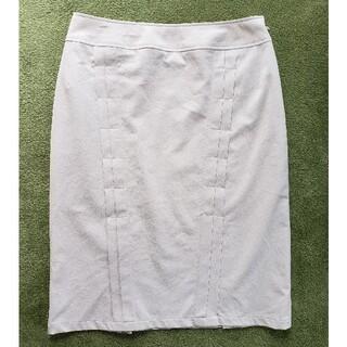 ロートレアモン(LAUTREAMONT)のLAUTREAMONT ロートレアモン ひざ丈スカート リボン付き(ひざ丈スカート)