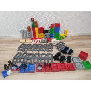 レゴ(Lego)のLEGO レゴデュプロ きかんしゃトーマス ジェームス 5544 5547 (電車のおもちゃ/車)