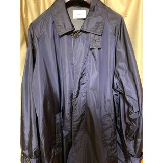 サンシー(SUNSEA)のstein wind coat M(ステンカラーコート)