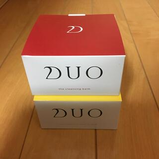 DUO クレンジングバーム クリア+エイジングケア