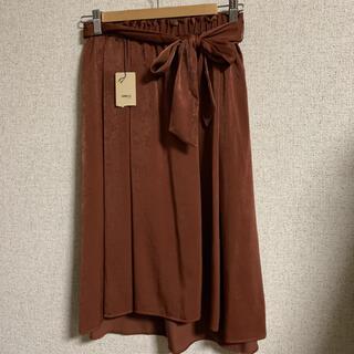 コムサイズム(COMME CA ISM)のフレアスカート(ひざ丈スカート)