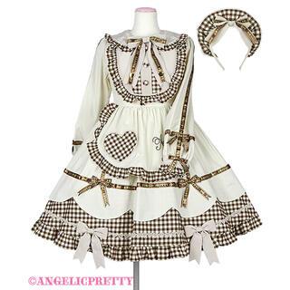 Angelic Pretty - Angelic Pretty Chocolat Doll ワンピース Set