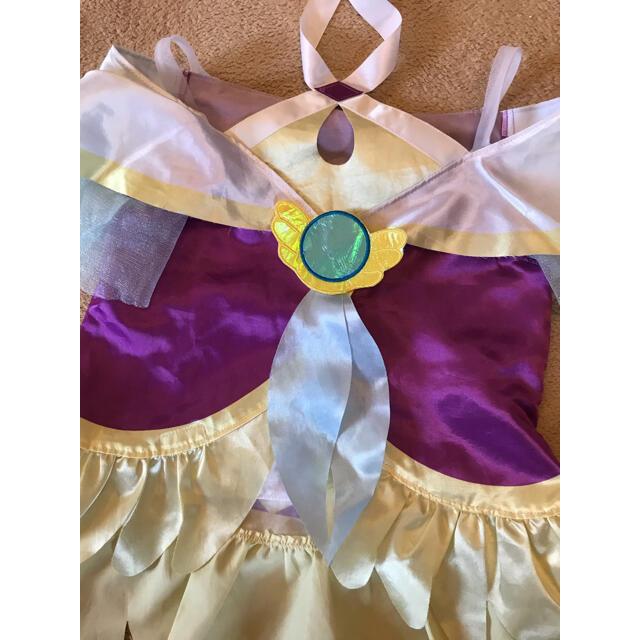 BANDAI(バンダイ)のヒーリングっとプリキュア  キュアアース 衣装 エンタメ/ホビーのおもちゃ/ぬいぐるみ(キャラクターグッズ)の商品写真