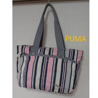 プーマ(PUMA)のPUMA プーマ レディース 女性用 手提げ トートバッグ ショルダーバッグ(トートバッグ)