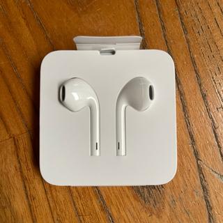 Apple - iPhone Apple 純正イヤホン イヤフォン
