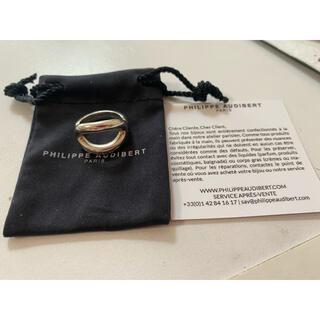 フィリップオーディベール(Philippe Audibert)のPHILIPPE AUDIBERT/オーバルリング(リング(指輪))