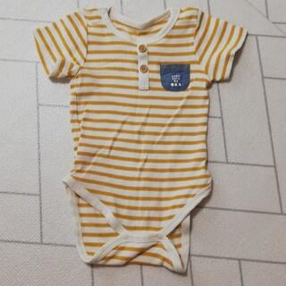 アカチャンホンポ - 赤ちゃん本舗  サイズ80 ロンパース