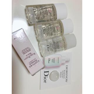 Dior - Dior 試供品
