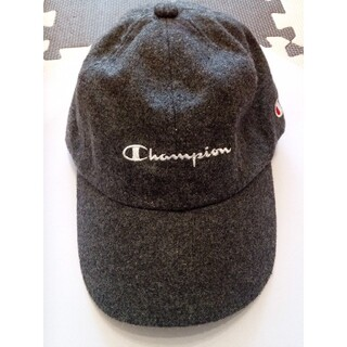 Champion - チャンピオン Champion キャップ 帽子 グレー