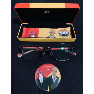 ゾフ(Zoff)の新テニスの王子様×Zoff  コラボ眼鏡[メガネ] 立海 School Line(サングラス/メガネ)