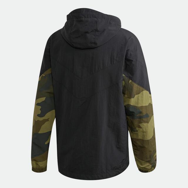 adidas(アディダス)のアディダスオリジナルス カモフラージュ ウインドブレーカー FM3359 L メンズのジャケット/アウター(ナイロンジャケット)の商品写真